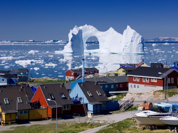 Greenland Holiday Ilulissat Summer Break Helping Dreamers Do