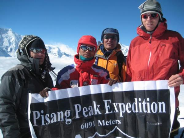 Summit climbing & trekking holidays in Nepal