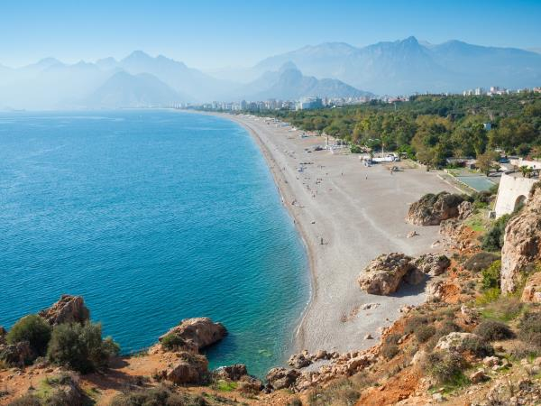 Turkey self guided walking holiday, along the Lycian Way