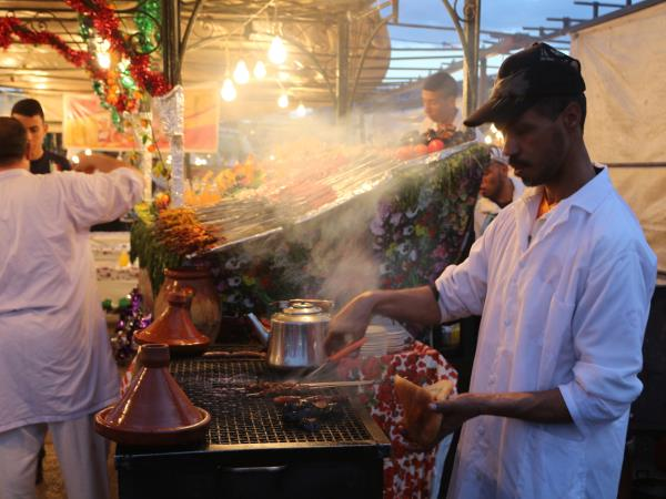 Morocco Marrakech culinary tour, 4 days