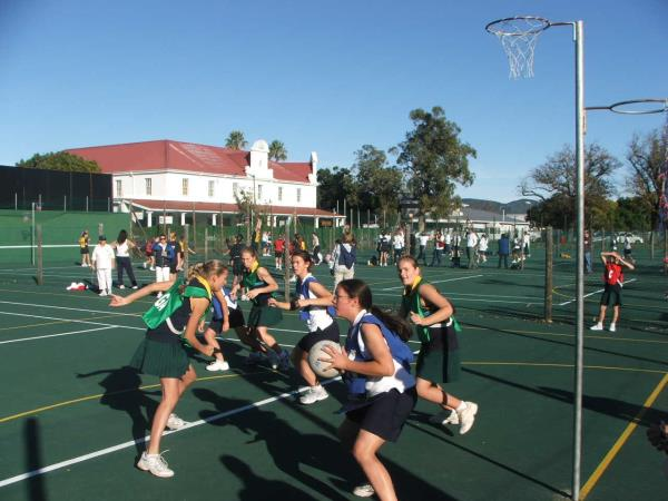 Sports coaching volunteering in South Africa
