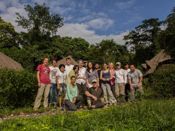 Rainforest conservation in the Amazon, Peru