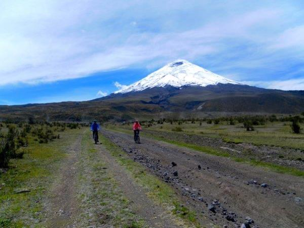 Ecuador adventure holiday, tailor made