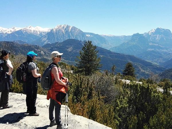 Spanish Pyrenees guided walking holiday
