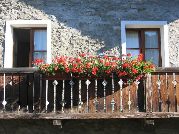 Italian Alps self catering accommodation
