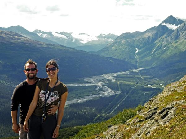 Alaska and Canada adventure holiday, Gold Rush Trail