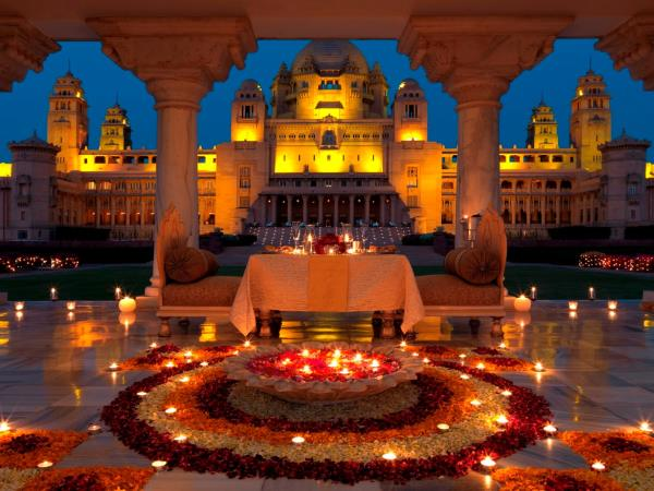 India luxury 16 day tour