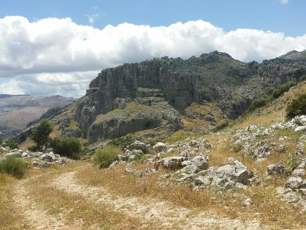 Andalucia self guided walking holiday, twin centred