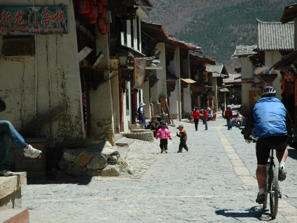 Yunnan cycling holiday in China