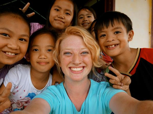 Borneo island community volunteering, 1 month