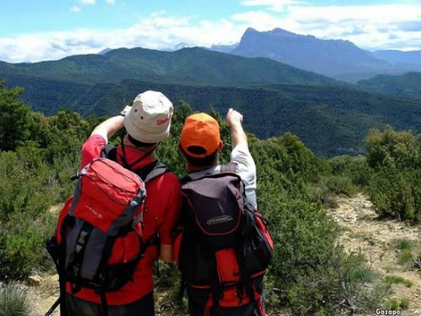 Spanish Pyrenees self guided walking holiday