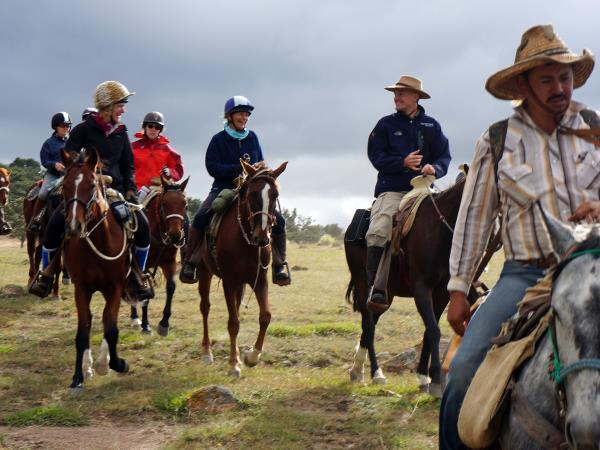 Mexico horse riding holiday