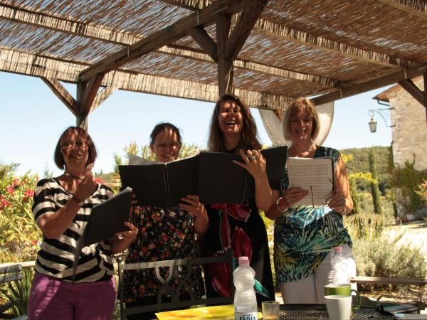 Singing holiday in Alentejo, Portugal