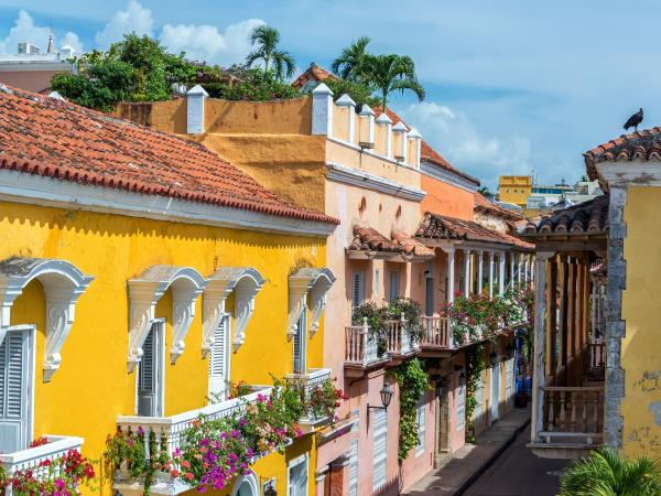 Colombia luxury holiday, 9 days