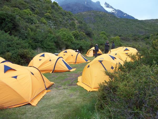 Patagonia trekking adventure holiday