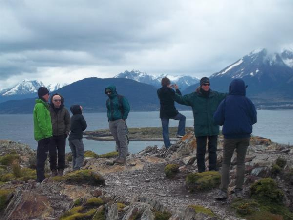 Patagonian adventure holiday