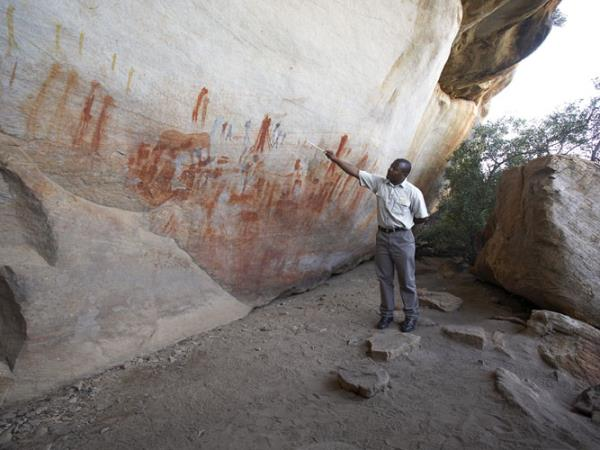 South Africa archaeology tour
