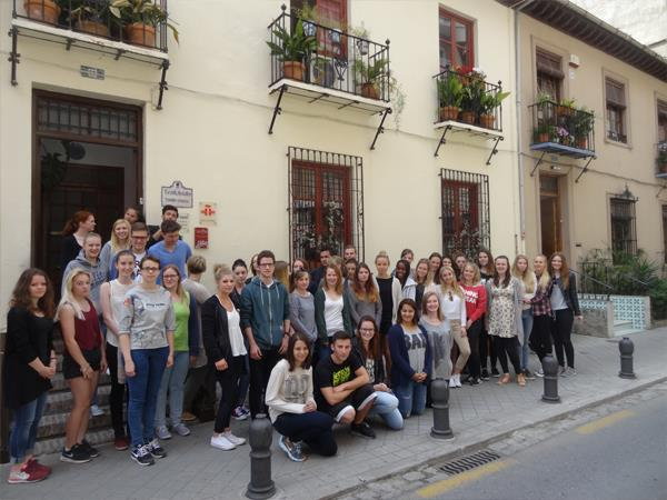 Learn Spanish & yoga in Granada, Spain