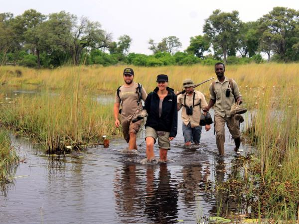Botswana wildlife conservation expedition