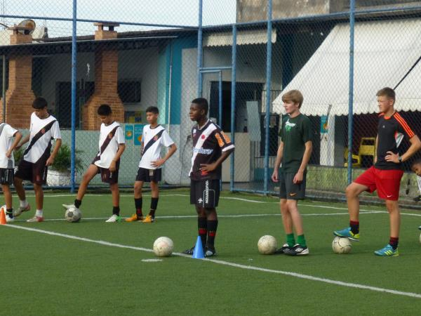 Coach football in Brazil