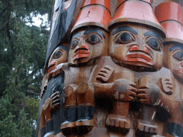 Gwaii Haanas nature and wildlife cruise in Canada