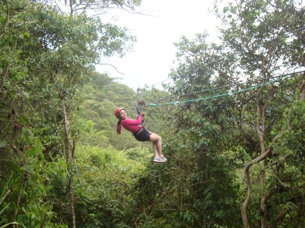 Ecuador activity holiday
