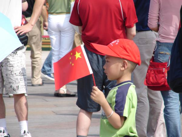 Exciting family holiday in China