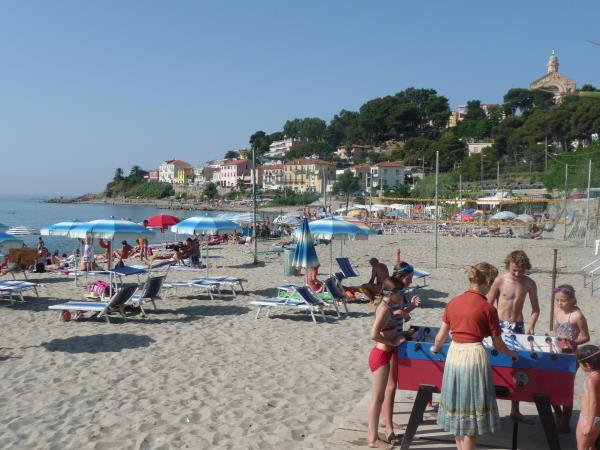 Liguria self catering house in Italy