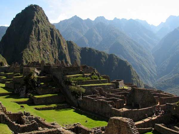 Peru tailor made holiday, Machu Picchu & Tambopata