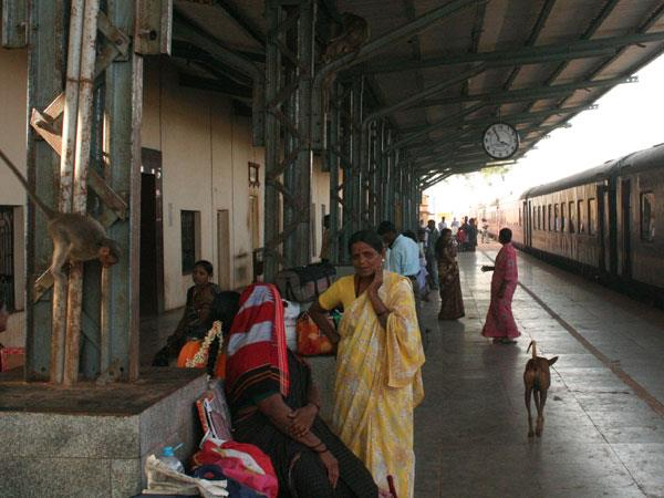 South India by rail holiday