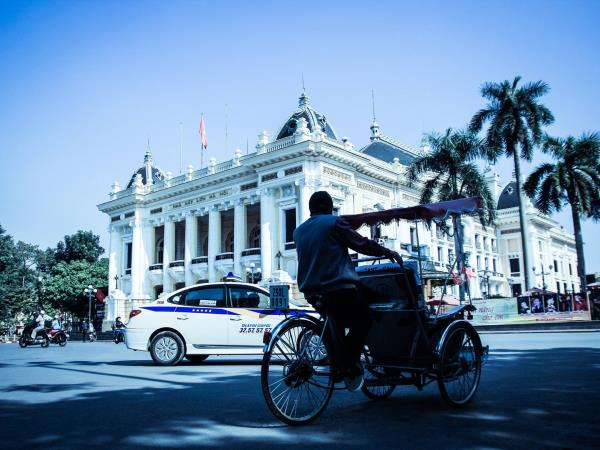 Vietnam at a glance, 8 day itinerary