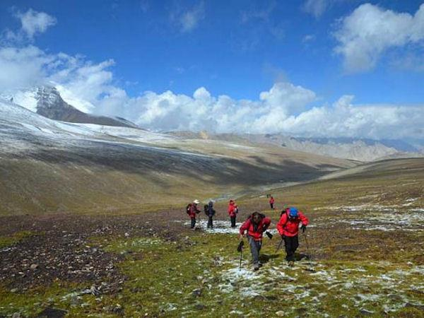 Walking holiday in Ladakh