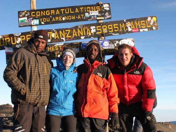 Private tailor made Kilimanjaro, Machame route