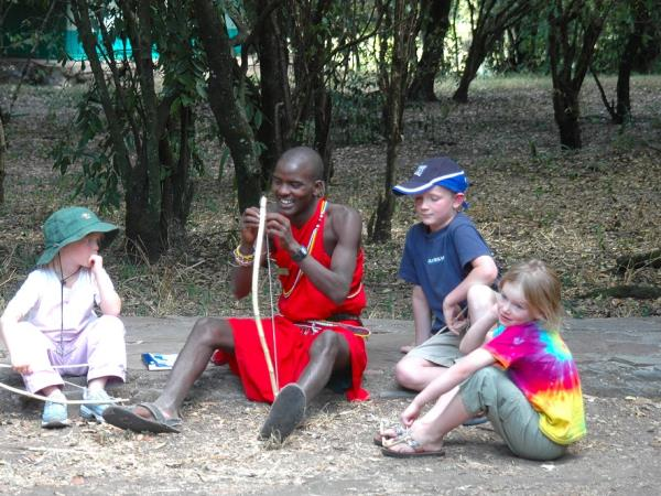Kenya family holiday