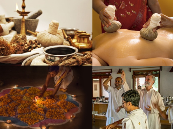 Ayurveda & wellness retreat in India