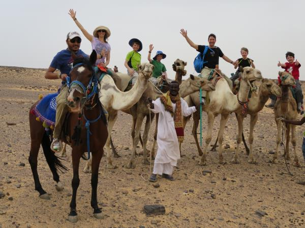 Exciting family holiday in Egypt, for all ages