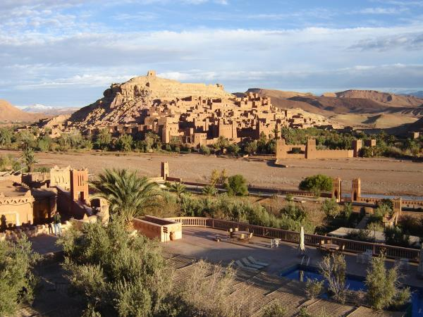 Exciting family holiday in Morocco