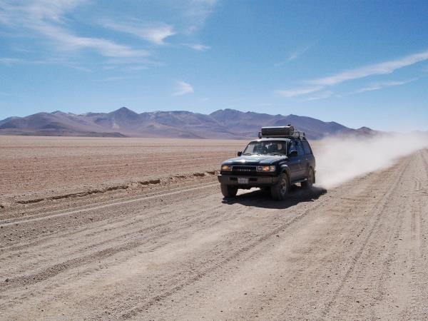 Bolivia tour, tailor made