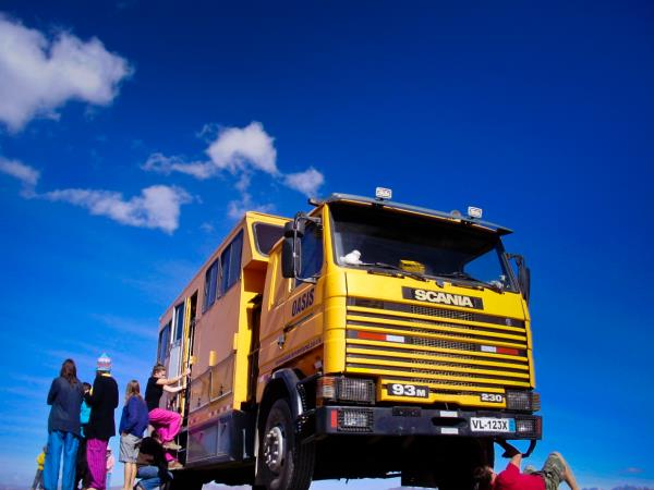 South America Overland Expedition Helping Dreamers Do