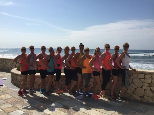 Luxury fitness holidays in Spain