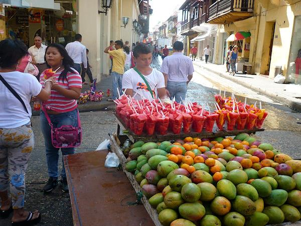 Colombia walking holiday