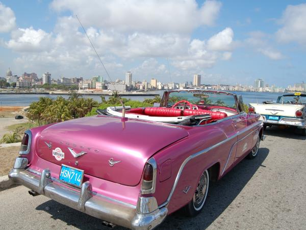 Cuba holiday, small group tours