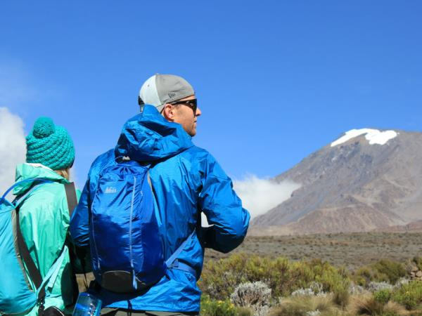 Kilimanjaro summit trek and safari holiday, Tanzania