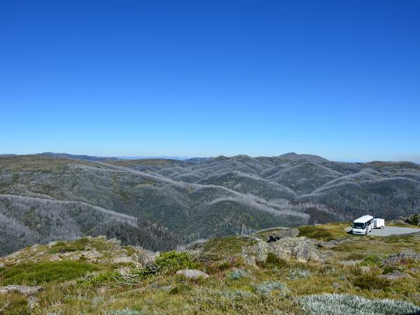 Great Alpine Walk holiday in Victoria, Australia