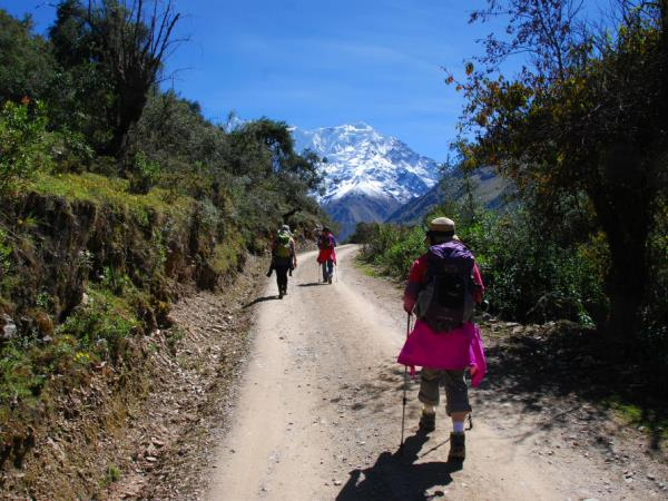 Peru 8 day trekking holiday, ultimate Machu Picchu