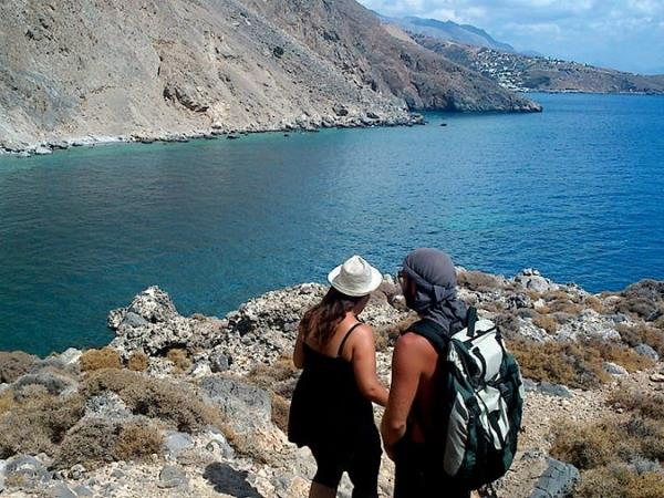 South Crete holiday, hiking and gastronomy