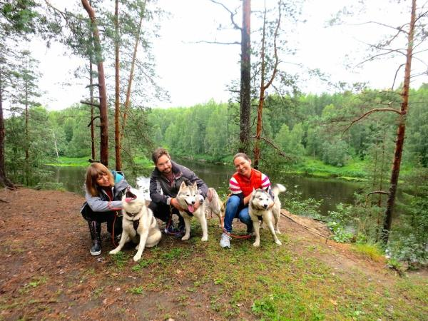 Russia holiday, St Petersburg and Karelia