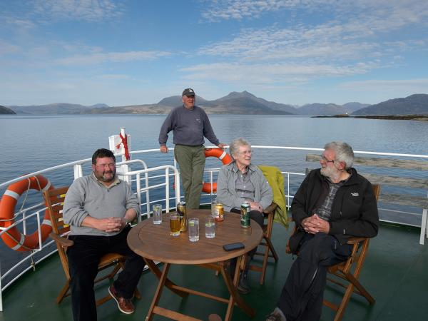 Hebrides photography cruise in Scotland