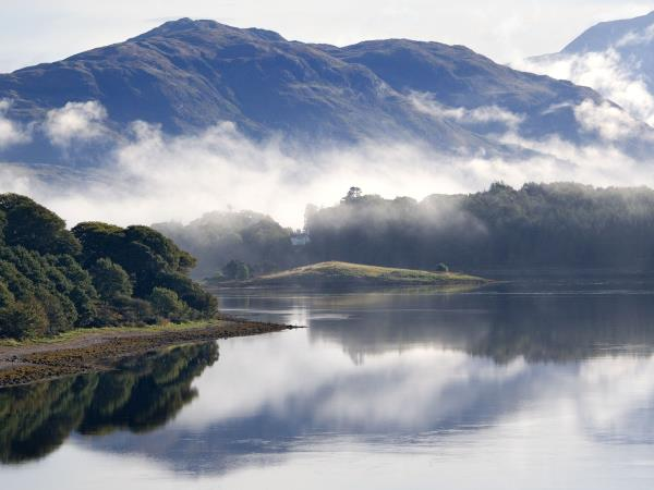Scotland cruise, Lismore and Loch Etive