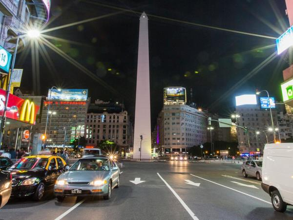 Buenos Aires to Rio holiday, South America